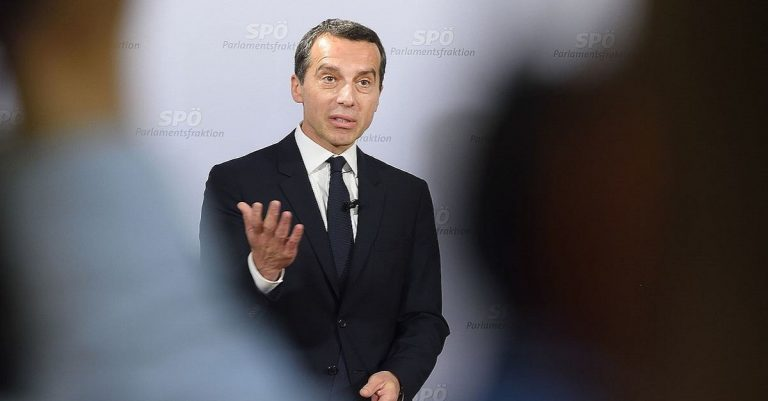 "<p>By SPÖ Presse und Kommunikation (Pressekonferenz Christian Kern 17.5.2016) [<a href=""https://creativecommons.org/licenses/by-sa/2.0"">CC BY-SA 2.0</a>], <a href=""https://commons.wikimedia.org/wiki/File%3APressekonferenz_Christian_Kern_17.5.2016_(26977856972).jpg"">via Wikimedia Commons</a></p>"