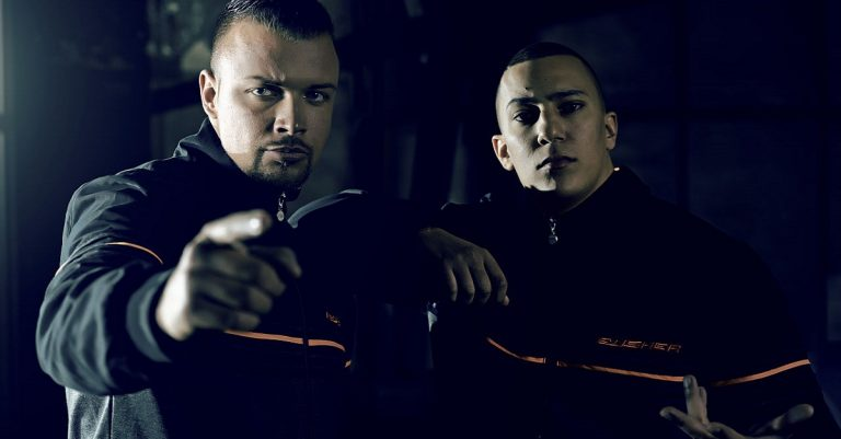 "<p>Bild (Farid Bang &#038; Kollegah 2013): Selfmade Records via <a href=""https://commons.wikimedia.org/wiki/File:Kollegah_und_Farid_Bang_2013_-_1.jpg"">Wikimedia Commons</a> [<a href=""https://creativecommons.org/licenses/by-sa/2.0/deed.en"">CC BY SA 2.0</a>]</p>"
