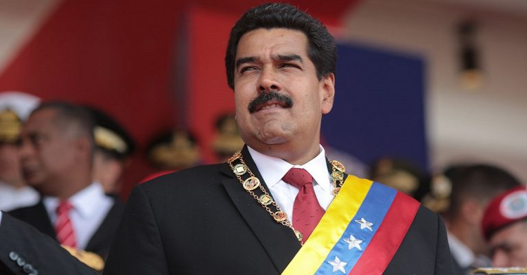 "<p>By Hugoshi [<a href=""https://creativecommons.org/licenses/by-sa/4.0"">CC BY-SA 4.0</a>], <a href=""https://commons.wikimedia.org/wiki/File:Madurocarabobo11372107284111.jpg"">from Wikimedia Commons</a> (zugeschnitten und Größe angepasst)</p>"