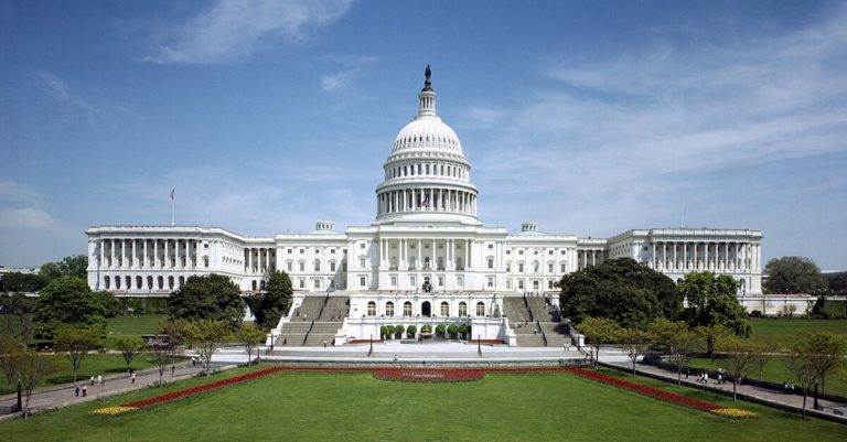 <p>Symbolbild (US Capitol): Architect of the Capitol via Wikimedia Commons [CC0]</p>